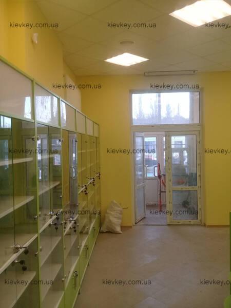 "Ремонт аптеки ""Киев Кей"""